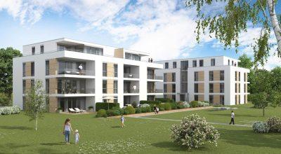 Traumwohnungen in der Innenstadt von Bühl, Eisebiegler Bauunternehmung GmbH