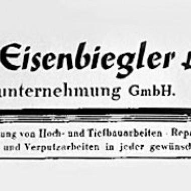 Briefkopf aus den 1940er Jahren