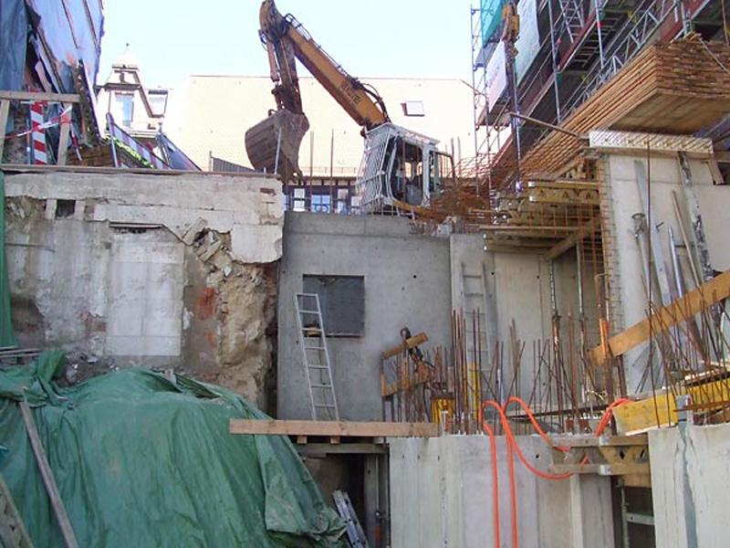 Strasserhaus Bretten, Bauunternehmung Eisebiegler in 77815 Bühl